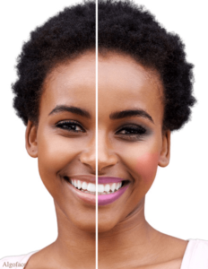 Virtual Beauty Example